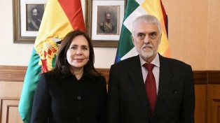Bolivia y México se acercan por primera vez tras los recientes roces diplomáticos