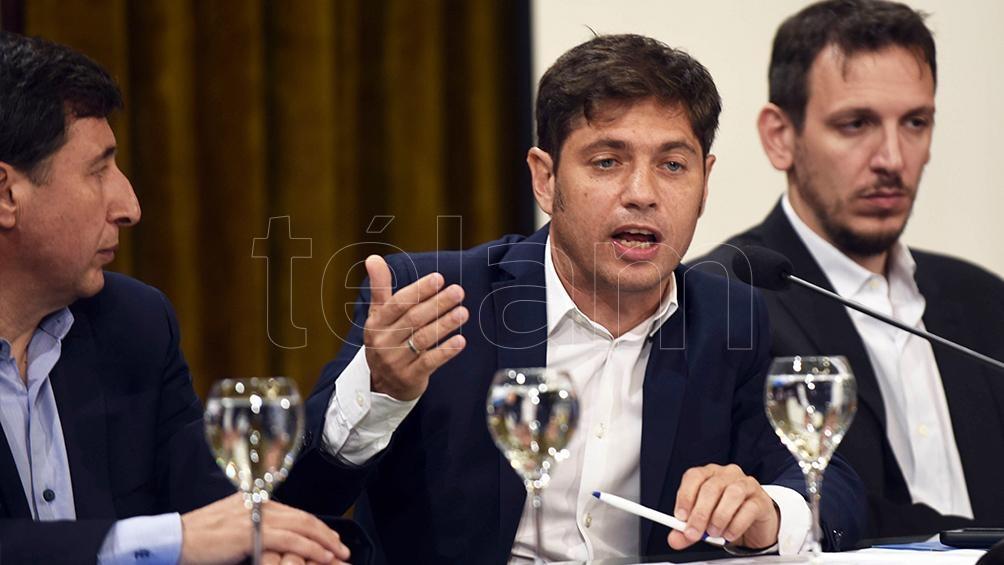 Rige la adhesión de la provincia de Buenos Aires al Plan «Argentina Contra el Hambre»