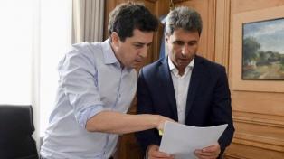 Wado De Pedro avanzó con Uñac en los proyectos de desarrollo de San Juan y la región