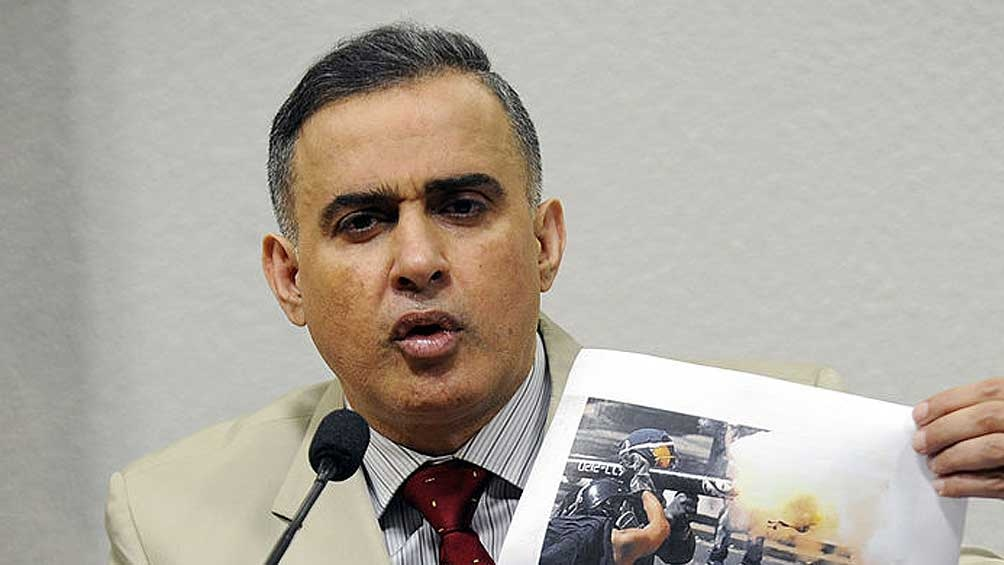 Fiscal general de Venezuela, Tarek William Saab