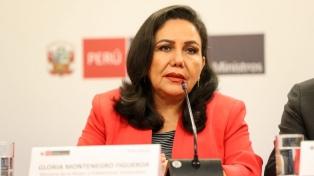 """La ministra de la Mujer dijo que Perú es un """"país de violadores"""" y opositores pidieron su renuncia"""