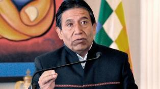 En un congreso ampliado, parte del MAS apoya a Choquehuanca como candidato