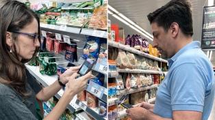 Santiago Cafiero y ministros controlaron el cumplimiento de Precios Cuidados en supermercados
