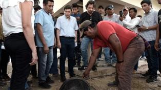 """Arroyo, sobre los niños wichis fallecidos: """"El problema en esencia es el agua"""""""