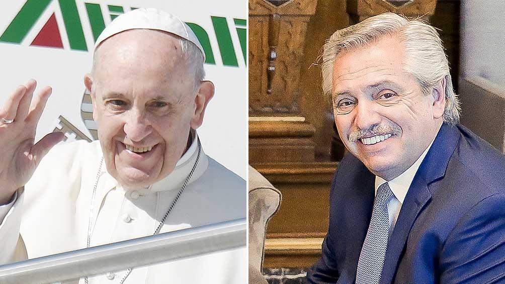 El Vaticano confirmó la visita del Presidente al Papa Francisco - Actualidad