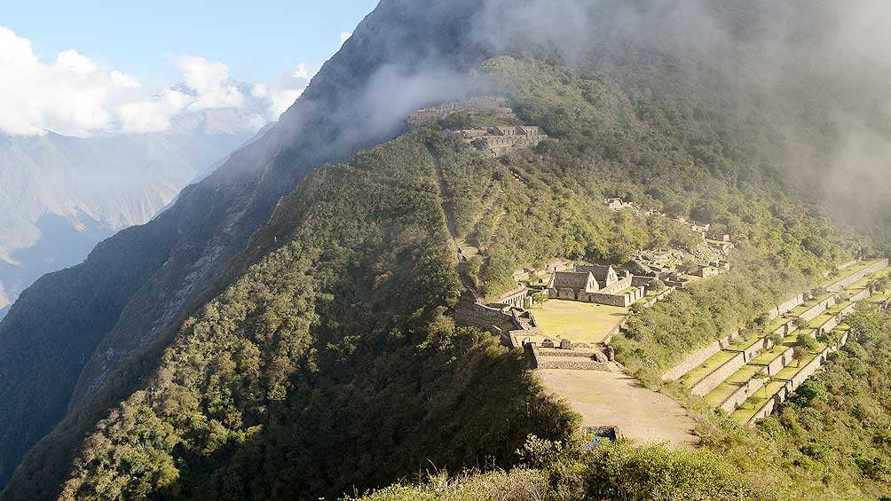Machu Picchu: argentinos recuperaron su libertad pero se complica la situación del tercero