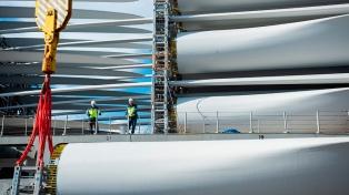 YPF Luz recibió financiamiento por US$150 millones para su parque eólico