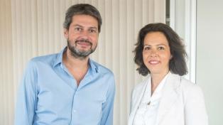 Lammens recibió a la embajadora de Francia en Argentina