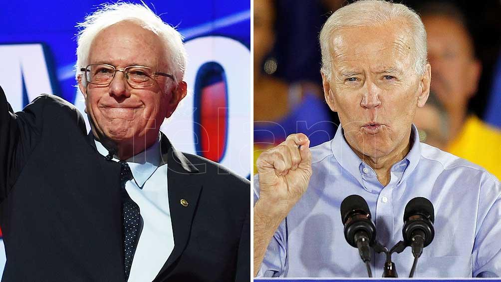 Biden y Sanders se juegan la candidatura en Michigan y otros cinco estados