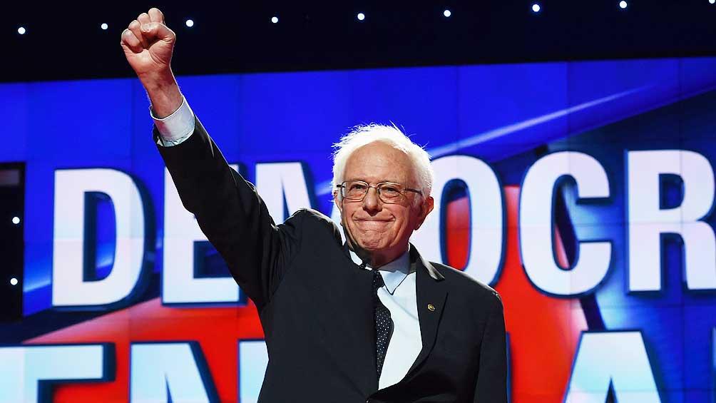 Sanders llega como favorito al Supermartes, pero Biden se beneficiría con la baja de Buttigieg
