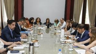 El ministro Trotta se reunió con Kicillof para diagramar una agenda conjunta en Educación