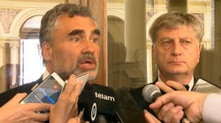Vanoli advierte que la propuesta opositora para la deuda genera una pérdida del 60% del FGS