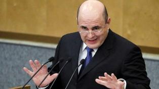 El burócrata Mijail Mishustin es el nuevo primer ministro de Rusia