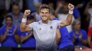 Diego Schwartzman debuta en el Argentina Open de tenis