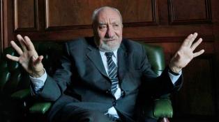 Falleció el juez de la Suprema Corte bonaerense Héctor Negri