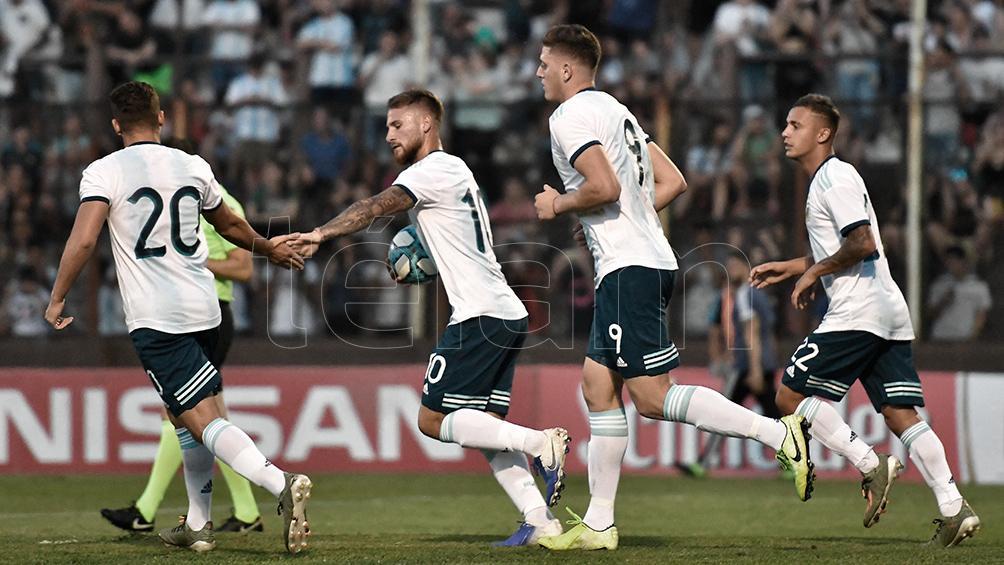 La selección argentina Sub 23 debuta en el Preolímpico ante Colombia