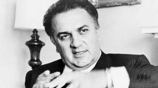 """A cien años del nacimiento de Fellini, proyectan gratis """"Ocho y medio"""""""