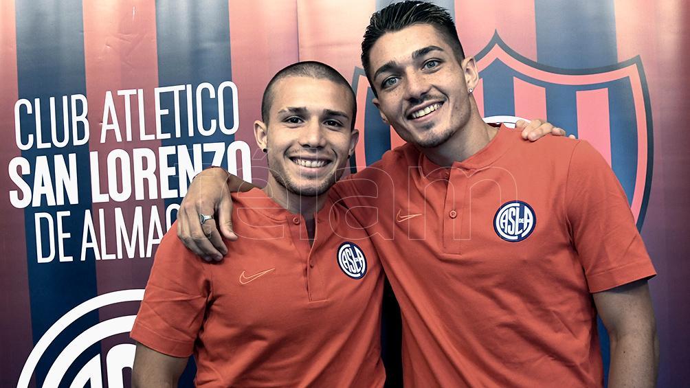 Los hermanos Palacios: San Lorenzo está