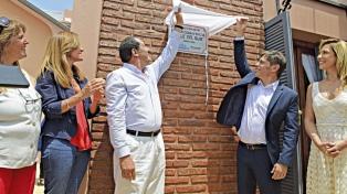 """Kicillof aseguró que """"la salud, la educación y la justicia social son prioridades"""" de su gestión"""
