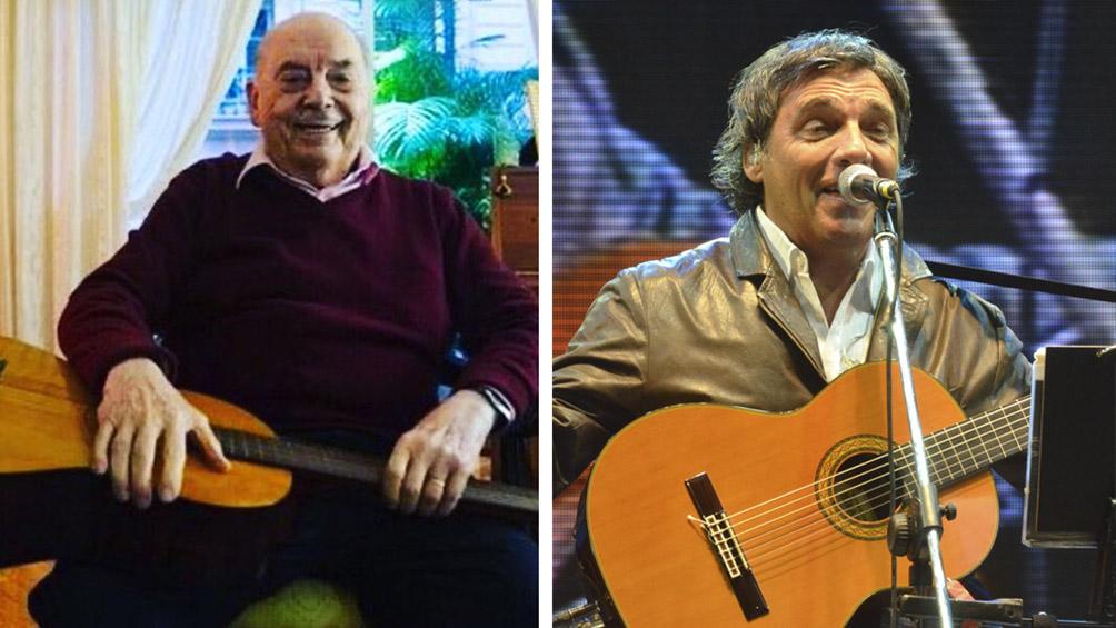 La canción que su hijo Facundo le dedicó durante un cumpleaños