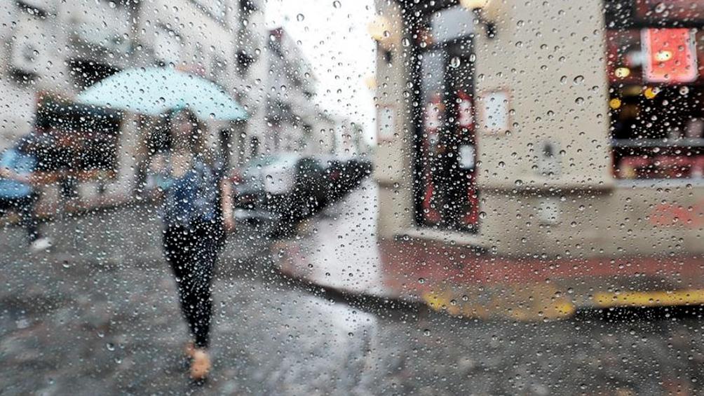 Martes con lluvias por la tarde y una máxima de 25 grados en la Ciudad