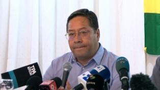 El Ministerio Público investigará a Arce por corrupción