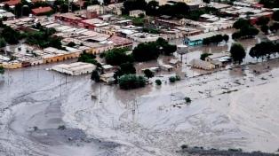 A tres años del alud, Morales valoró la reconstrucción de Volcán