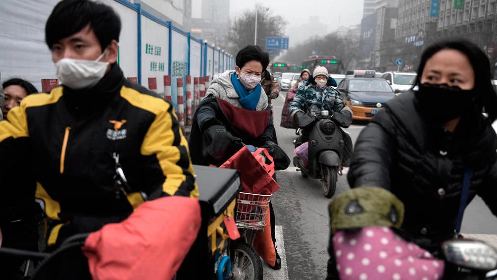 El primer ministro chino ordenó a hospitales de Wuhan a admitir a todos los pacientes