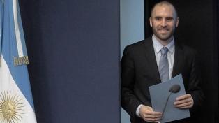 G20: Guzmán se reunirá con el secretario del Tesoro de Estados Unidos