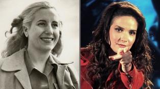 "Natalia Oreiro interpretará a Eva Perón en ""Santa Evita"", con producción de Disney"