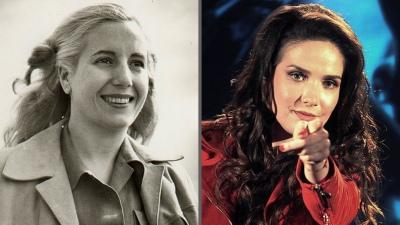 Natalia Oreiro interpretará a Eva Perón en