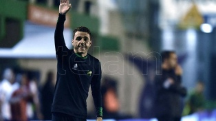 Soso renunció como DT de Defensa y Justicia en desacuerdo por la salida de jugadores