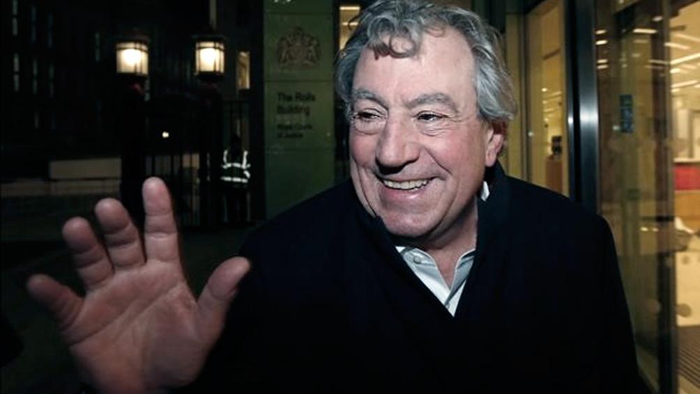 A los 77 años, muere el Monty Python Terry Jones