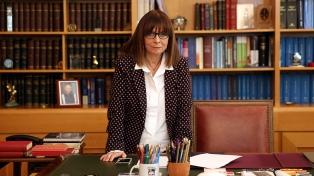 Una mujer es elegida presidenta de Grecia por primera vez en la historia del país