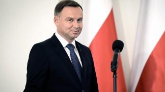 El presidente de Polonia, el gran ausente en del 75 aniversario de la liberación de Auschwitz