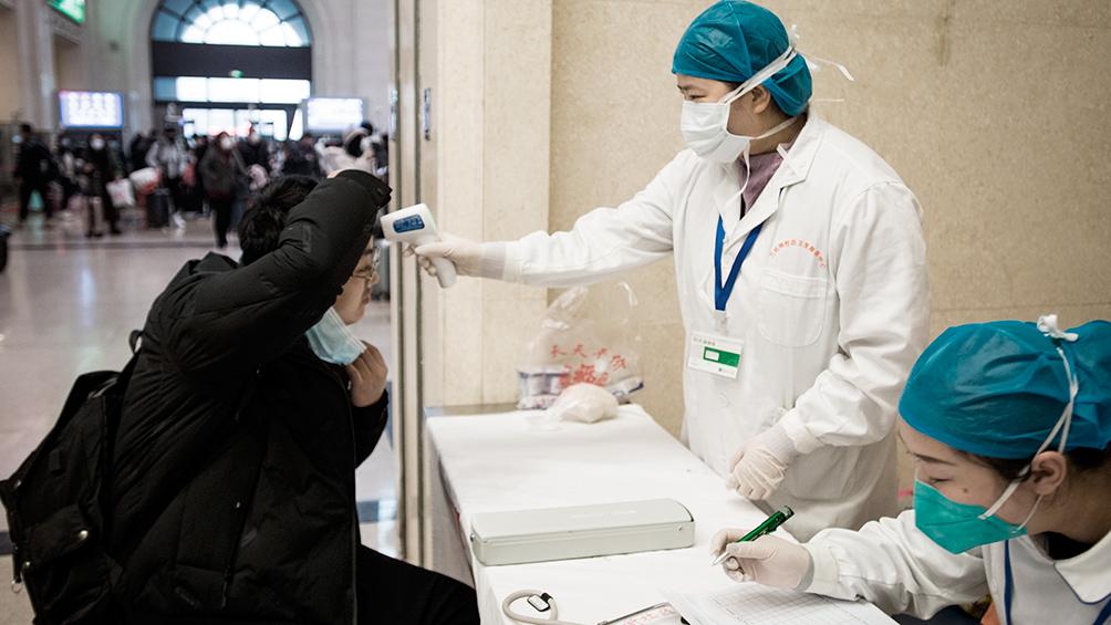 Ya son 81 los muertos y más de 2.8000 los infectados por el coronavirus