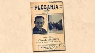 El tango argentino, una de las músicas del Holocausto