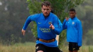 """Buffarini: """"Voy por el tercer año en Boca, pero siempre tengo que pelear el puesto"""""""