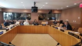 Filmus ratificó ante la ONU la soberanía sobre Malvinas