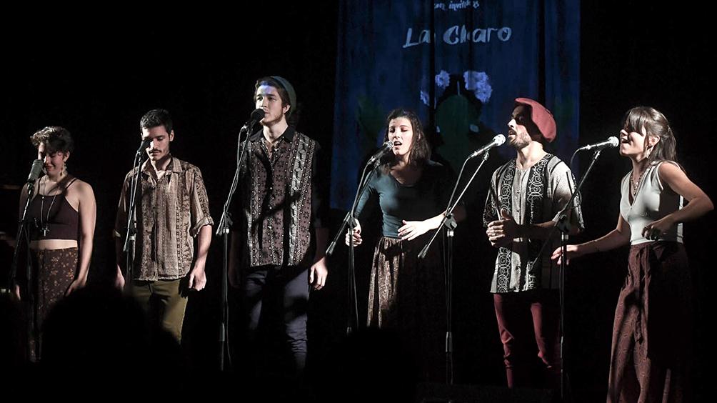 Cuerdos Vocales, uno de los ganadores del Pre-Cosquín y expresión de
