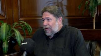Claudio Lozano, actual director de la entidad.