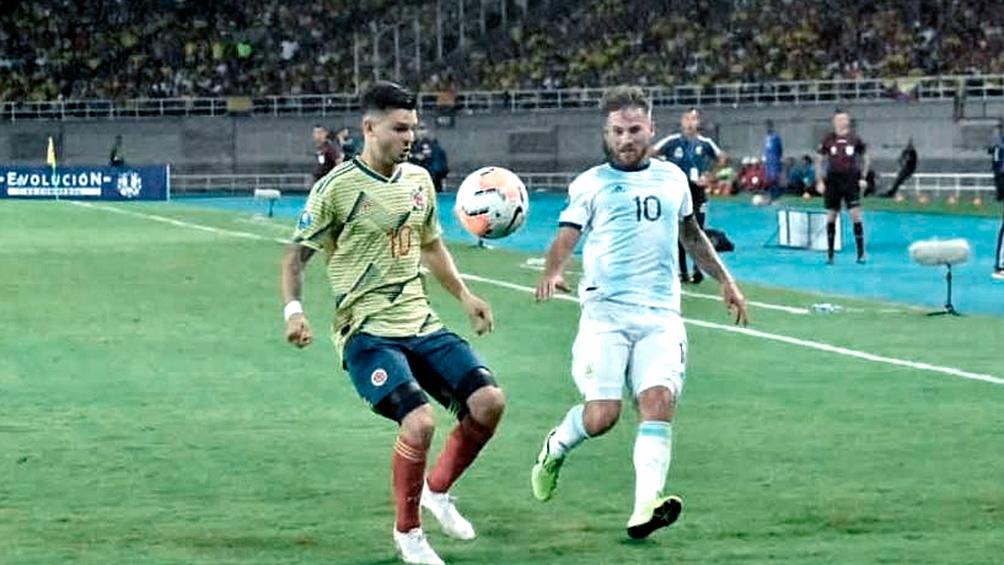Argentina se clasificó para la ronda final del Preolímpico al vencer a Ecuador