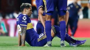 Se desgarró Mauro Zárate y estará al menos 15 días fuera de las canchas