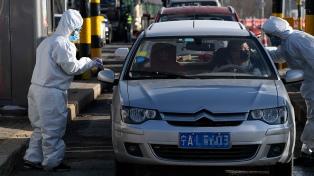 Primera muerte en Taiwán: un taxista que no había salido del país