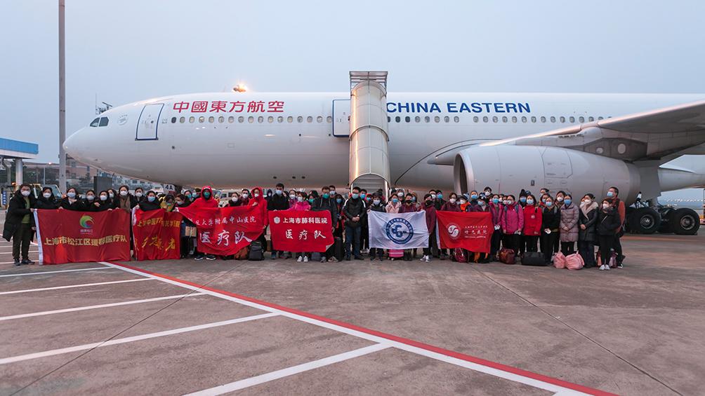 Desde distintos puntos del mundo, empieza la repatriación de ciudadanos a Wuham