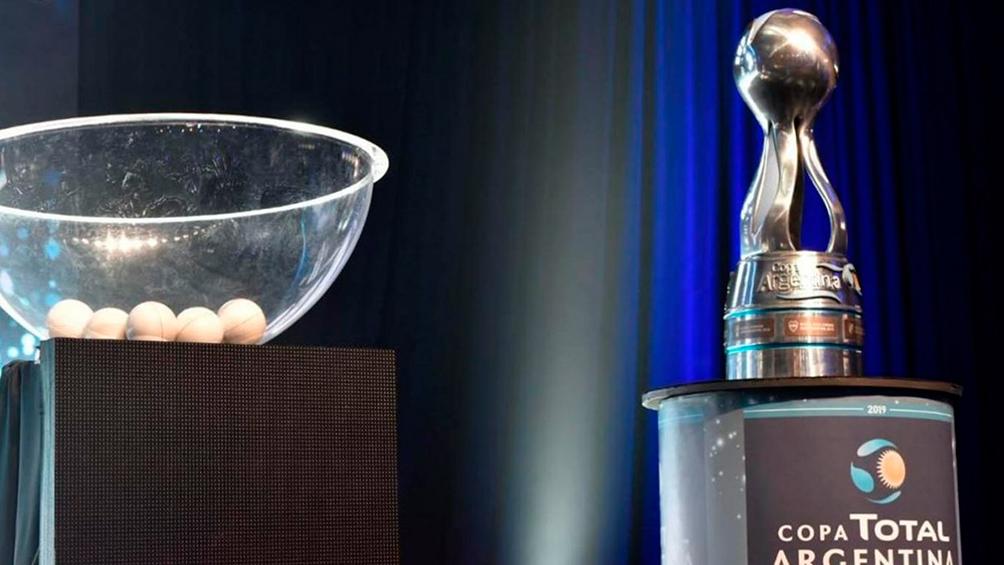 Se sortea el cuadro principal de la Copa Argentina 2020