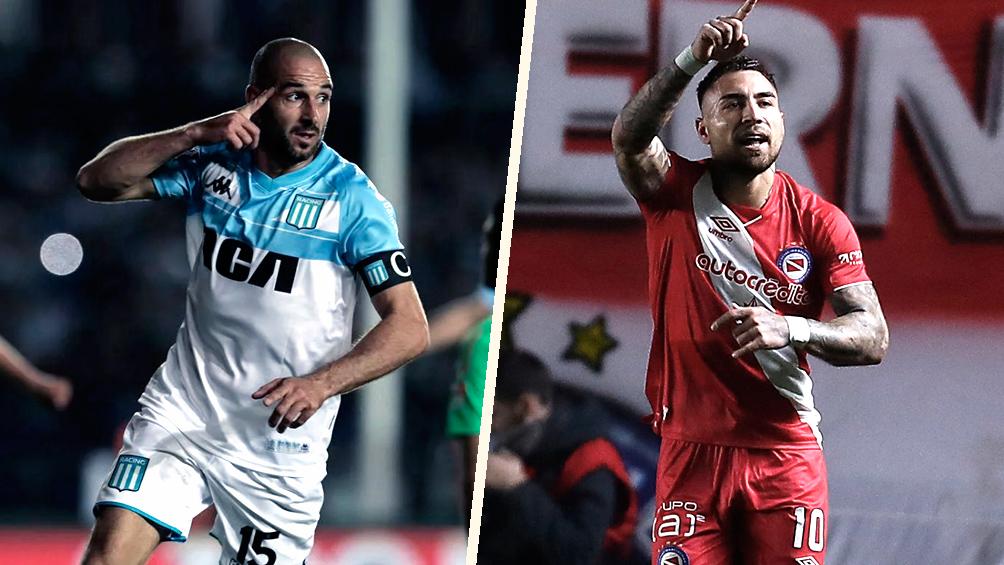 Racing quiere revertir una pobre imagen ante Argentinos en la Paternal