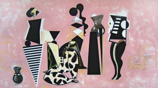 """""""Secretos compartidos"""", una muestra con 300 obras de arte contemporáneo"""