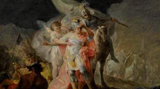 Un boceto de Goya fue comprado en Nueva York por U$ 1.8 millones