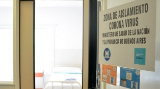 Dos hospitales bonaerenses, listos para afrontar el coronavirus